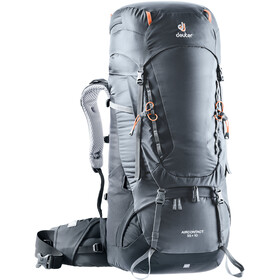 Deuter Aircontact 55 + 10 Backpack graphite-black